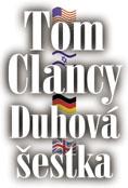 obálka knihy Clancy, Tom - Duhová šestka